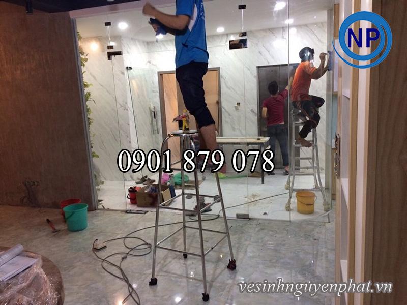 Dịch vụ dọn vệ sinh nhà cửa chuyên nghiệp tại tp HCM