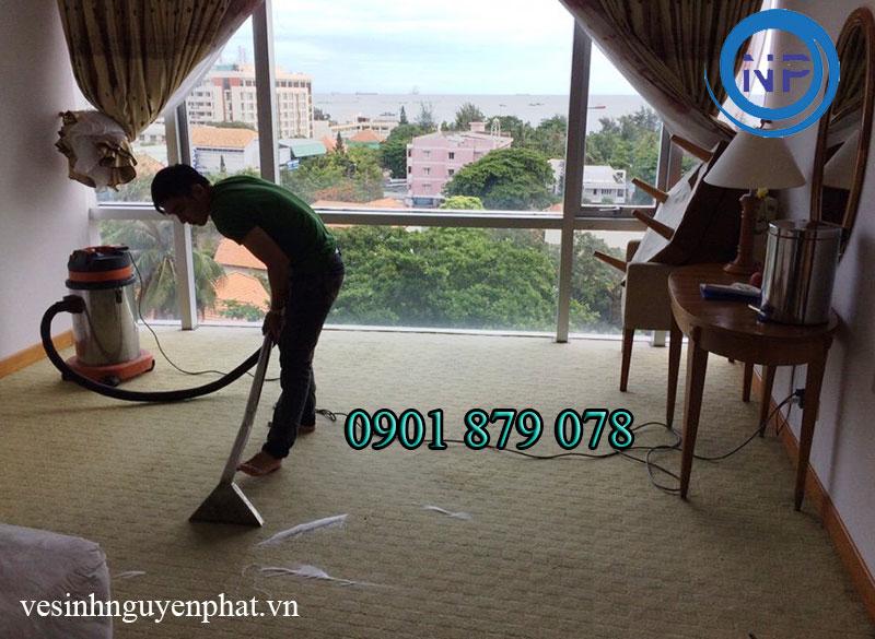 Giặt thảm văn phòng tại Tp. HCM – Hài lòng mới tính phí.