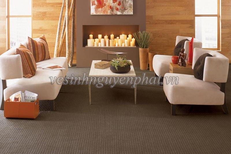 Lựa chọn thảm trải sàn cho văn phòng thêm sang trọng