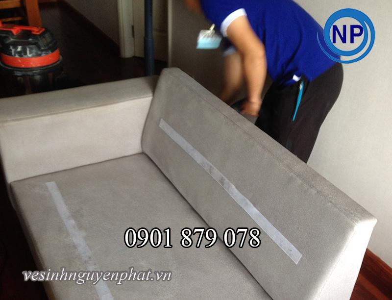 Dịch vụ giặt ghế sofa tại nhà uy tín, giá rẻ, chất lượng khu vực TP HCM