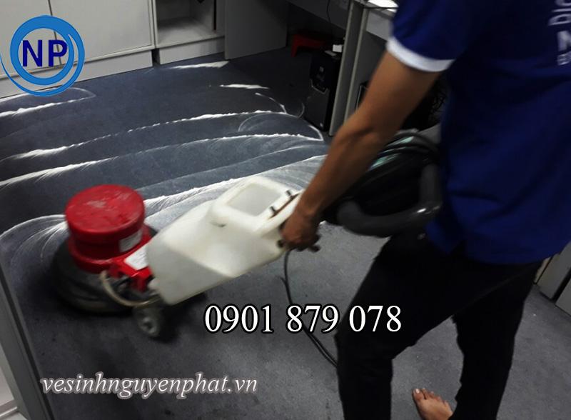 Dịch vụ giặt thảm văn phòng uy tín tại quận 9 khu vực TP HCM