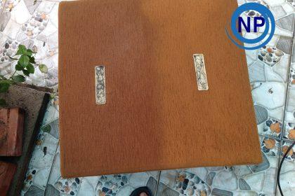 Giặt ghế Sofa tại nhà chị Loan Phường Tân Thuận Q7