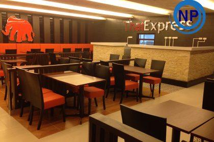 Vệ sinh nhà hàng Thái Express TTTM Sài Gòn Centre Q1