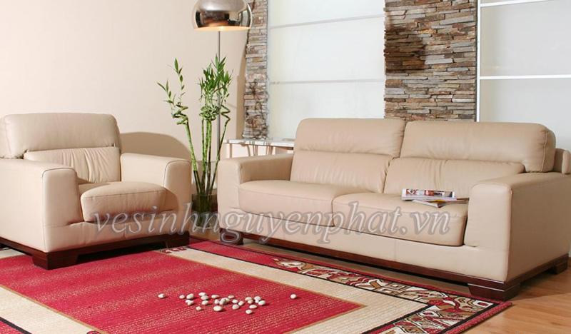 Cách giặt ghế sofa chuyên nghiệp, tăng độ bền cho ghế sau này