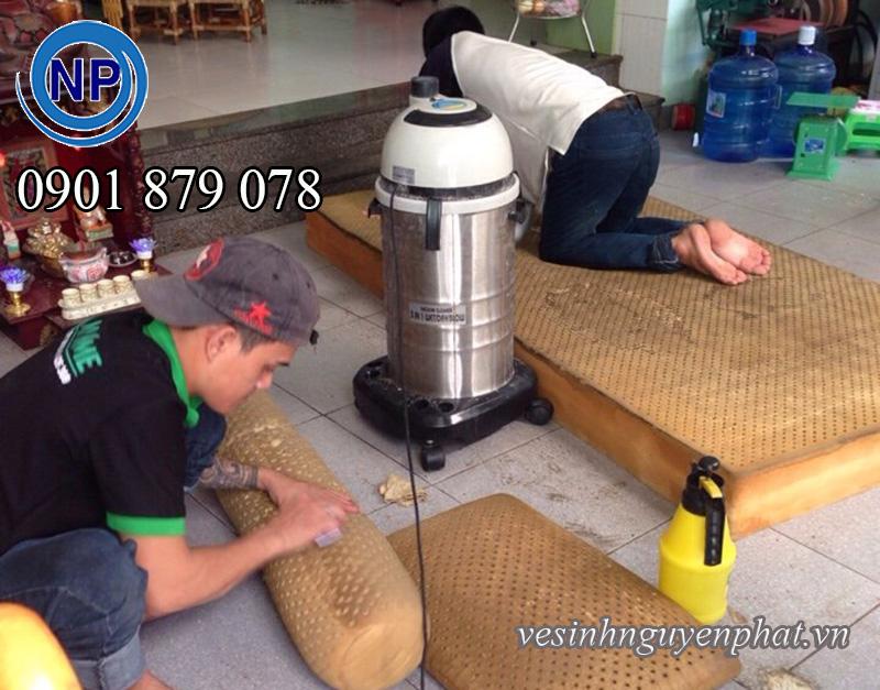 Dịch vụ giặt nệm tại nhà – Giặt nệm Kymdan tại nhà Chất lượng – An toàn