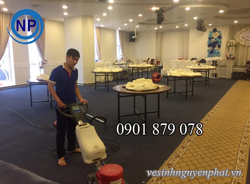 Dịch vụ giặt thảm giá rẻ tại quận Bình Thạnh uy tín – chất lượng