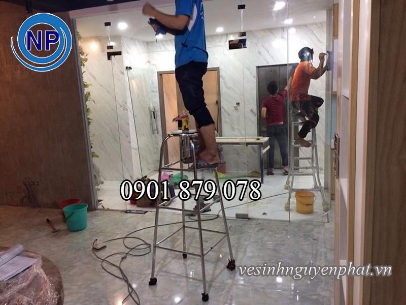 Dọn vệ sinh nhà cửa chuyên nghiệp – uy tín tại TP HCM