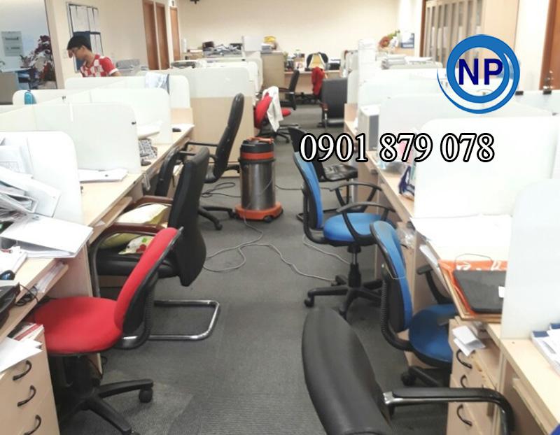 Đơn vị thực hiện Tổng vệ sinh văn phòng chất lượng tại TP HCM