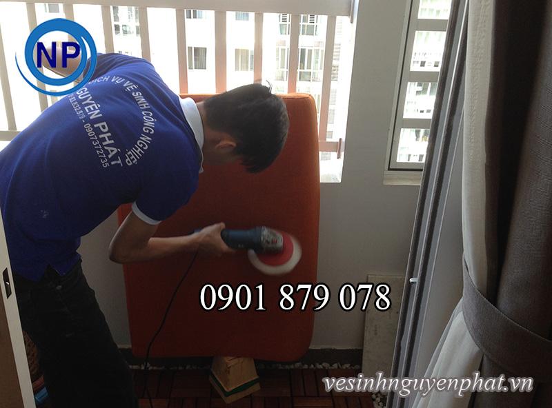 Giặt ghế sofa Sạch Nhất – Chất Lượng nhất tại TP HCM