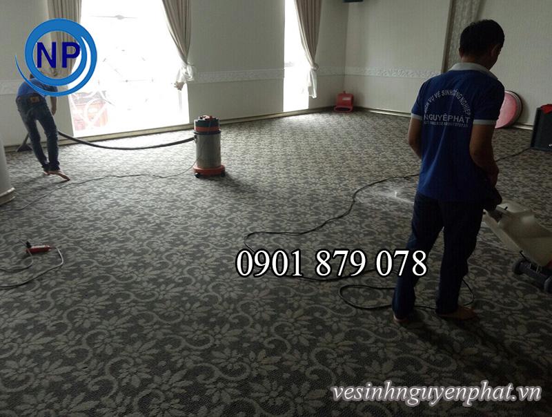 Giặt thảm văn phòng, giặt thảm trải sàn tại nhà khu vực quận 9