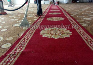 Hướng dẫn giặt thảm tại nhà loại bỏ các vết bẩn cứng đầu trên thảm