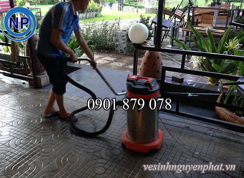 Tổng vệ sinh nhà cửa chất lượng tại quận 7
