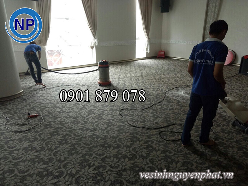 Công ty cung cấp dịch vụ giặt thảm văn phòng TP HCM 1