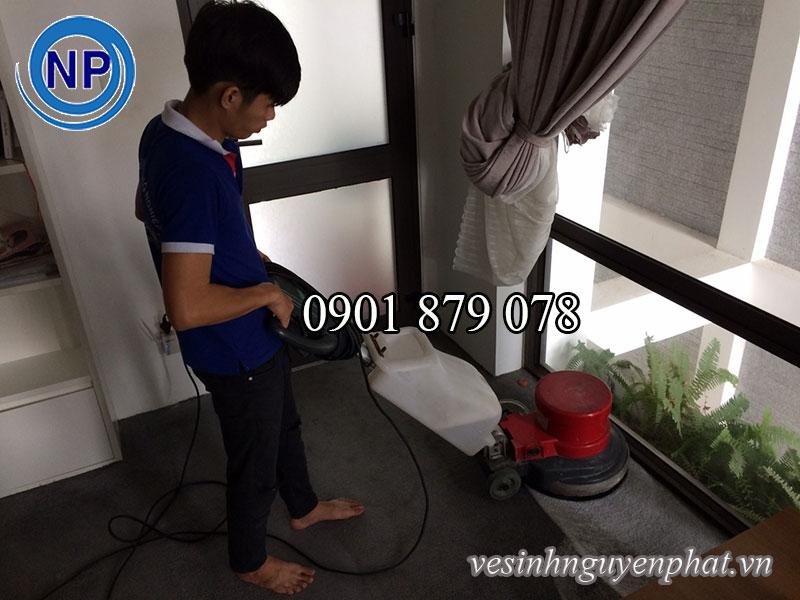 Công ty vệ sinh công nghiệp tại TP Hồ Chí Minh