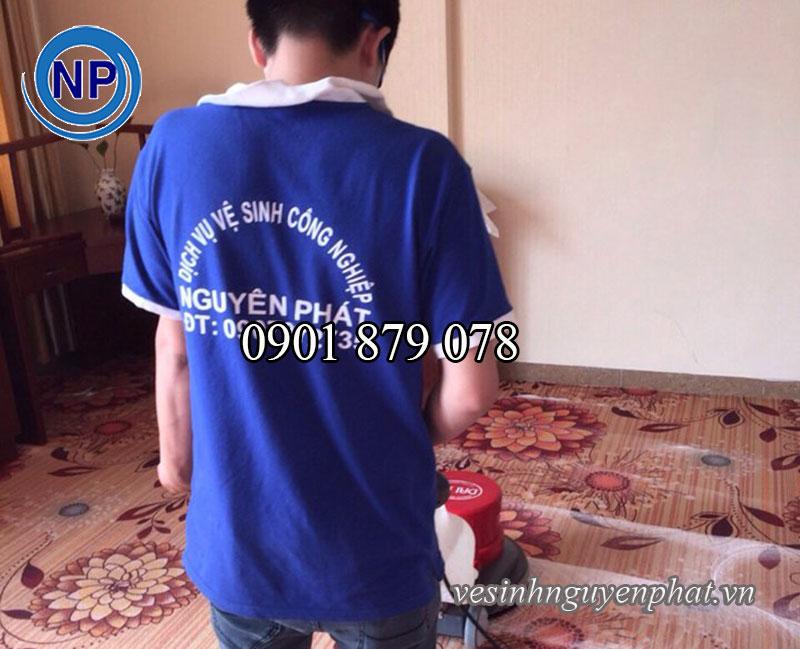 Chỗ nào giặt thảm nhà uy tín khu vực TP HCM