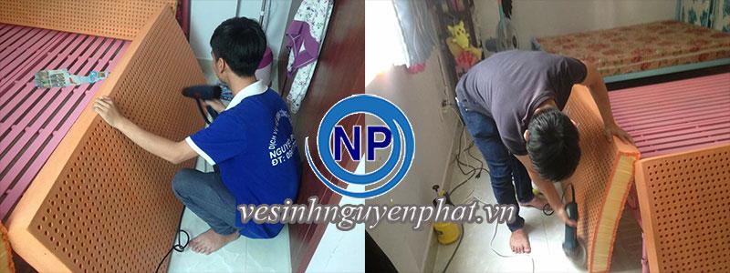 Dịch vụ giặt nệm tại nhà quận Gò Vấp Uy Tín