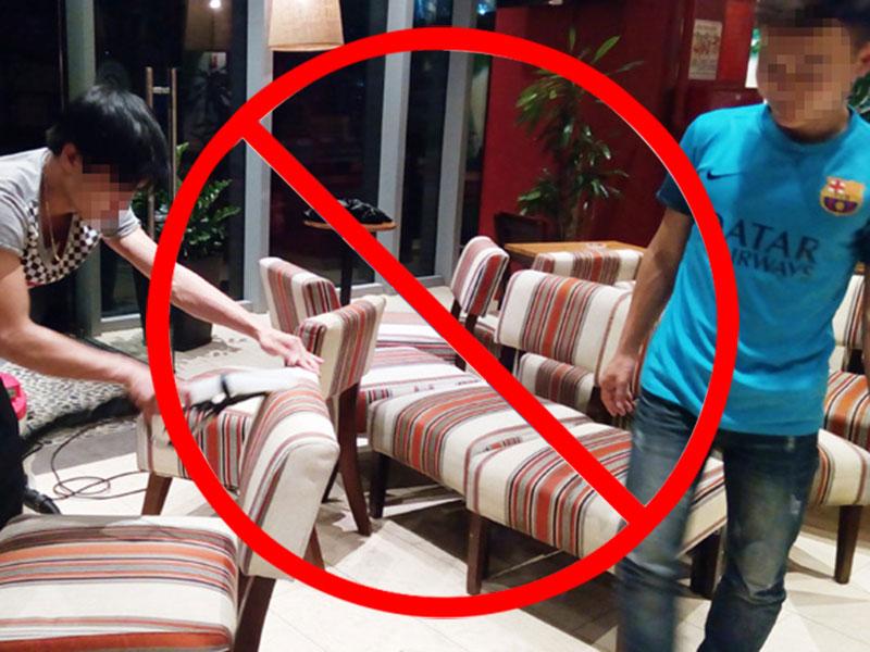 Có nên sử dụng dịch vụ giặt ghế sofa giá rẻ không? 1