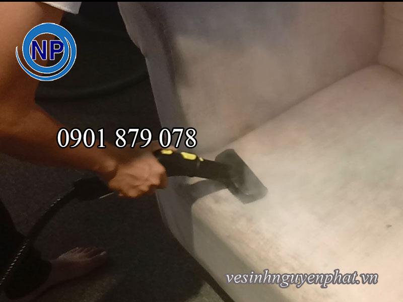 Dịch vụ giặt nệm bằng công nghệ hơi nước nóng 1