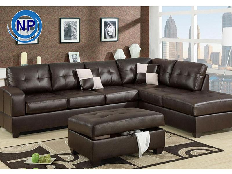 Nên lựa chọn ghế sofa da hay sofa vải 5