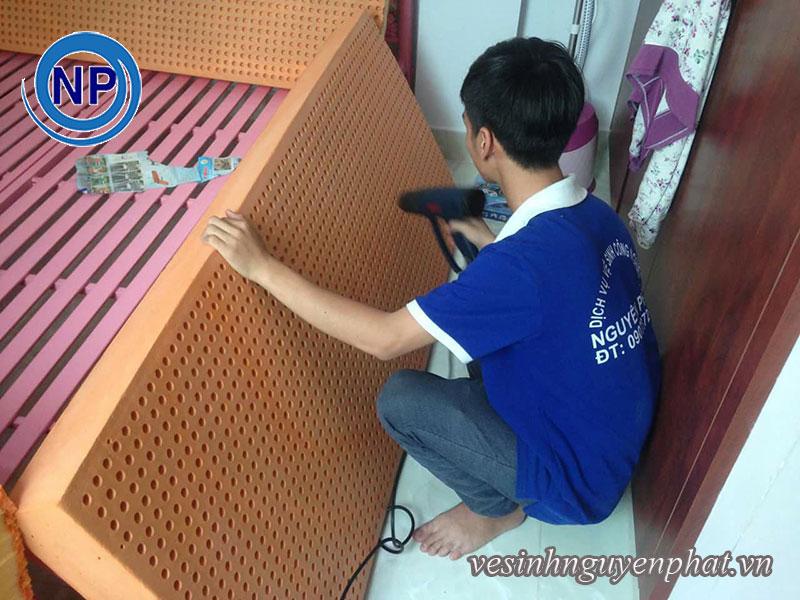 Giặt nệm kymđan Uy Tín 2