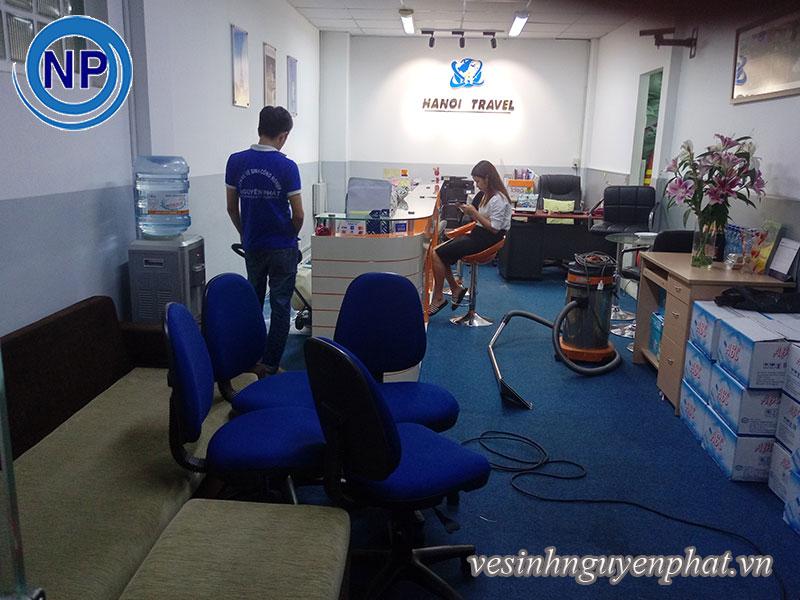 Thảm trải sàn và cách bảo quản chuyên nghiệp