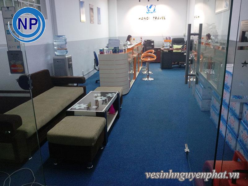 Cách chọn thảm trải sàn phù hợp cho văn phòng
