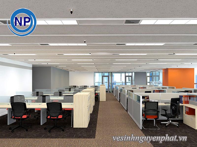7 mẫu thảm trải sàn văn phòng đang được ưa chuộng nhất năm 2018