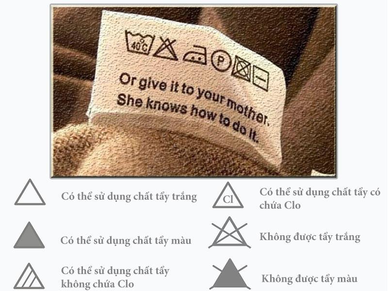 Một số lưu ý khi sử dụng chất tẩy cho máy giặt