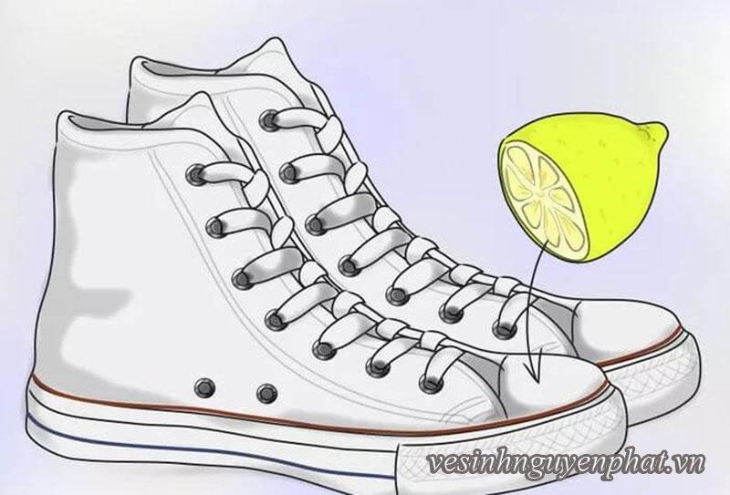 Bí quyết giặt giày trắng đúng cách